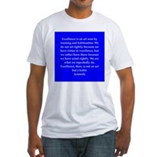 Wisdom of Aristotle Shirt