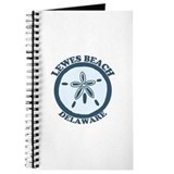 Lewes Beach DE - Sand Dollar Design. Journal