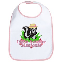Little Stinker Marjorie Bib