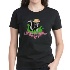Little Stinker Mary Women's Dark T-Shirt