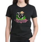 Little Stinker Maureen Women's Dark T-Shirt