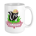 Little Stinker Maureen Large Mug