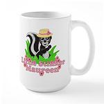 Little Stinker Maureen Large Mug
