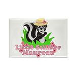 Little Stinker Maureen Rectangle Magnet (100 pack)