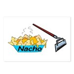 Nacho Hoe Postcards (Package of 8)