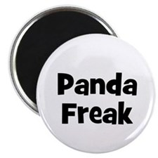 Panda Freak Magnet
