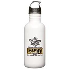 USN Navy SWCC Boat Operator Water Bottle