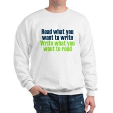 Read & Write Sweatshirt