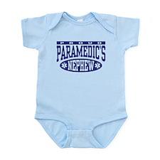 Proud Paramedic's Nephew Infant Bodysuit
