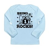 Cute 1st Birthday Long Sleeve Infant T-Shirt