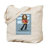 Toony Al Tote Bag