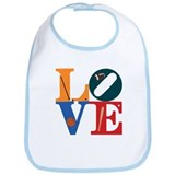 Love Philly Sports Bib