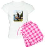 Elk Wapiti Women's Light Pajamas