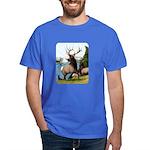 Elk Wapiti Dark T-Shirt