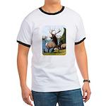 Elk Wapiti Ringer T
