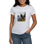 Elk Wapiti Women's T-Shirt