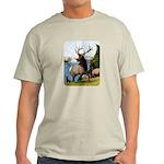 Elk Wapiti Light T-Shirt