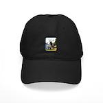 Elk Wapiti Black Cap