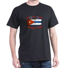 Scarface; Flag T-Shirt