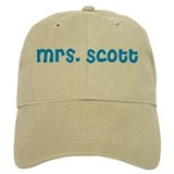 Mrs. Scott Baseball Cap