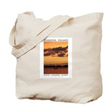 Harsens Island Sunset Tote Bag