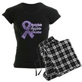 Hodgkin Lymphoma Warrior pajamas