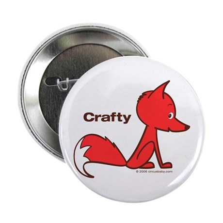 Crafty Fox Button
