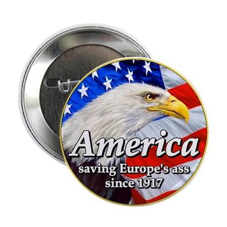 "America 2.25"" Button (100 pack)"