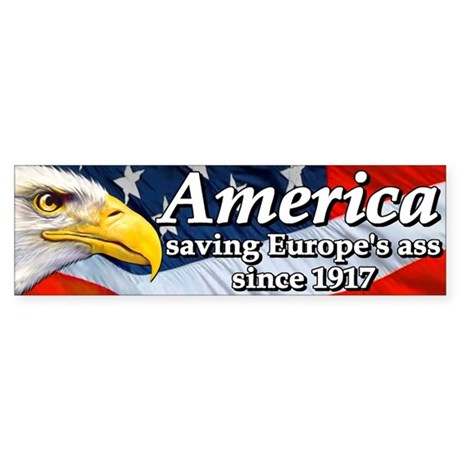 America Bumper Sticker