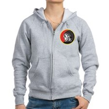 Native American Indian Zip Hoodie