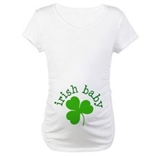 Irish Baby Shamrock Shirt