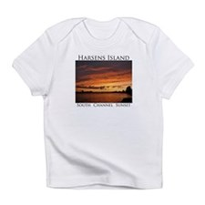 Harsens Island Sunset 2 Infant T-Shirt