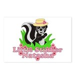 Little Stinker Natasha Postcards (Package of 8)