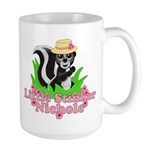 Little Stinker Nichole Large Mug