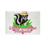 Little Stinker Nichole Rectangle Magnet (10 pack)