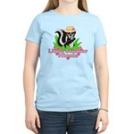 Little Stinker Nicole Women's Light T-Shirt
