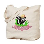 Little Stinker Patricia Tote Bag