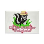 Little Stinker Patricia Rectangle Magnet (10 pack)