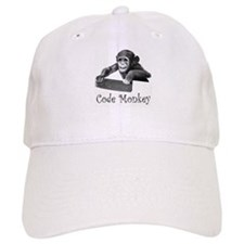 Cute Monkeys Baseball Cap