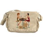 Seminole Sushi Girls Messenger Bag