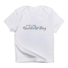 Daddy's Little Cuddle Bug Infant T-Shirt