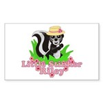 Little Stinker Riley Sticker (Rectangle 10 pk)