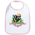 Little Stinker Rose Bib