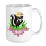 Little Stinker Rose Large Mug
