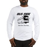 Bus Ride Long Sleeve T-Shirt