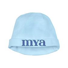 Mya Blue Glass baby hat