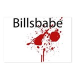 Billsbabe Postcards (Package of 8)