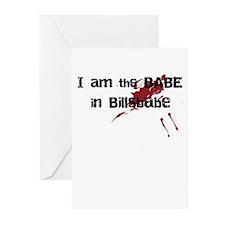 Billsbabe Greeting Cards (Pk of 20)