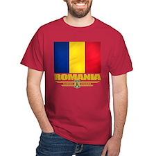 Flag of Romania T-Shirt