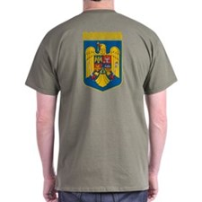 Romania COA T-Shirt